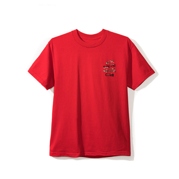 Mirage Red Tee