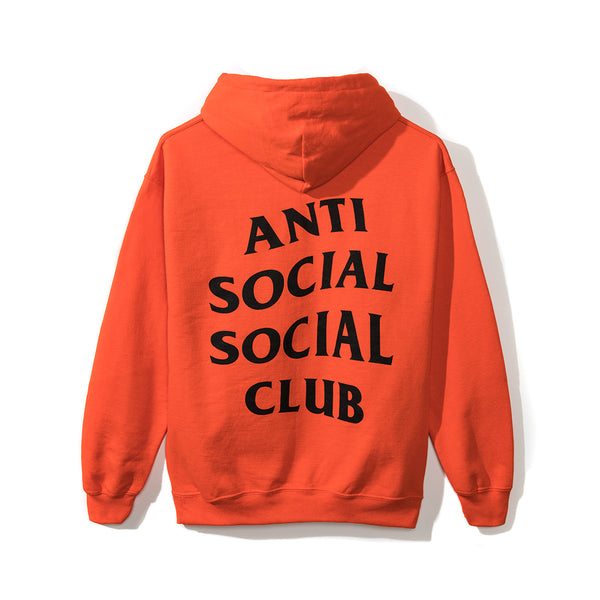 Smashed Orange Hoodie