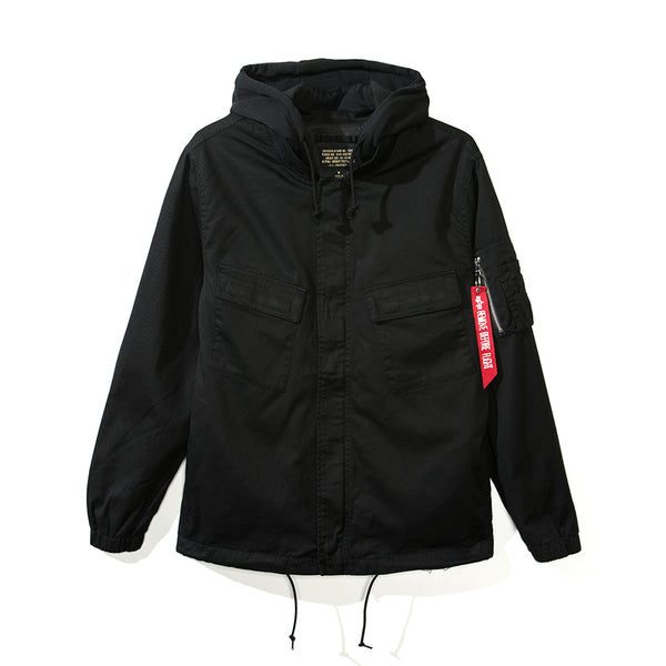 Black Fields Jacket