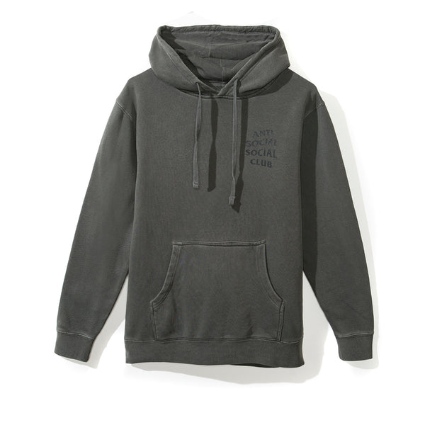 Ghosted Black Tonal Hoody