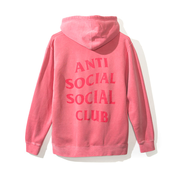 Ghosted Pink Tonal Hoody