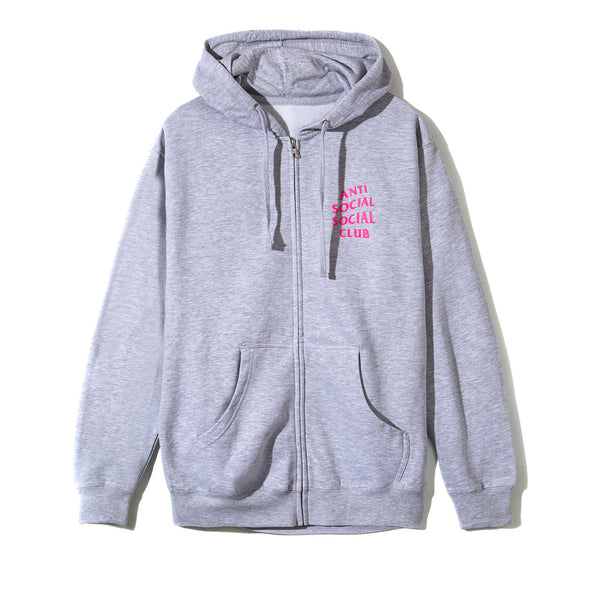 2 WAYS Zip Up Hoodie