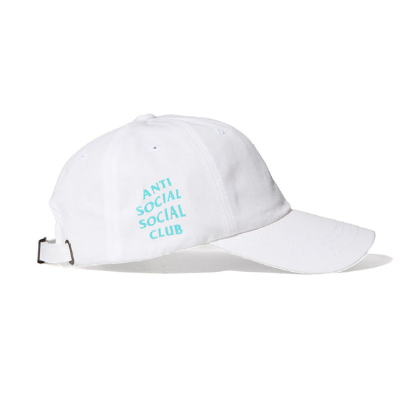 WEIRD CAP - WHITE W/TIFFANY