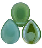 12x16mm pear shaped drops