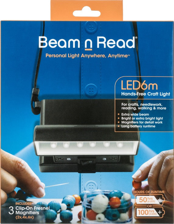 Beam N Read Light