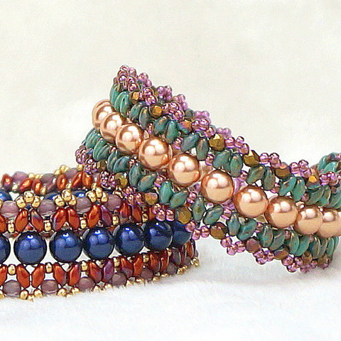 Mini bead kit - Florid Paragon Bracelet