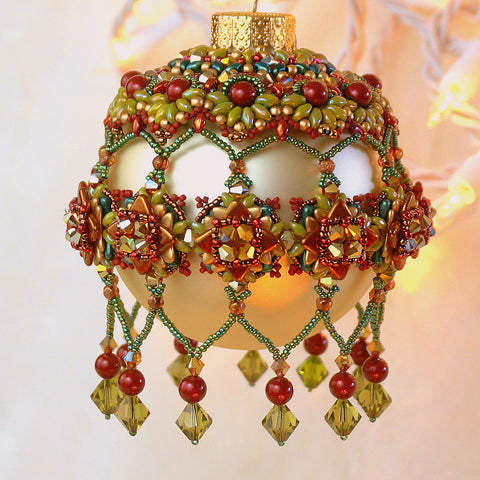 Star of Wonder Ornament Kit or Pattern