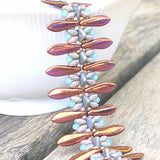 Mini bead kit - Picket Fences Bracelet