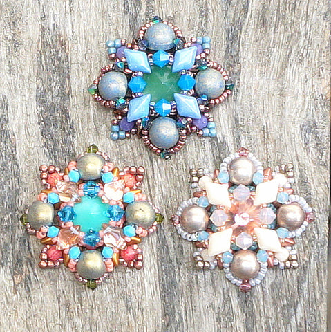 mini bead kit - Regal Legacy Pendant