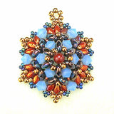 Mini bead kit - Royal Charm Pendant
