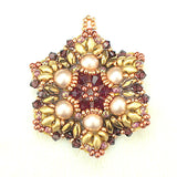 Mini Bead Kit - Star of Anise Pendant