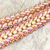 Mini Bead Kit - Vineyard Harvest Bracelet