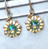 mini-bead kit - Shimmer on the Bay Earring Kit