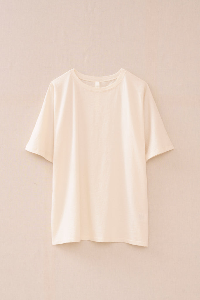 CASHMERE DOLMAN TEE - hover image
