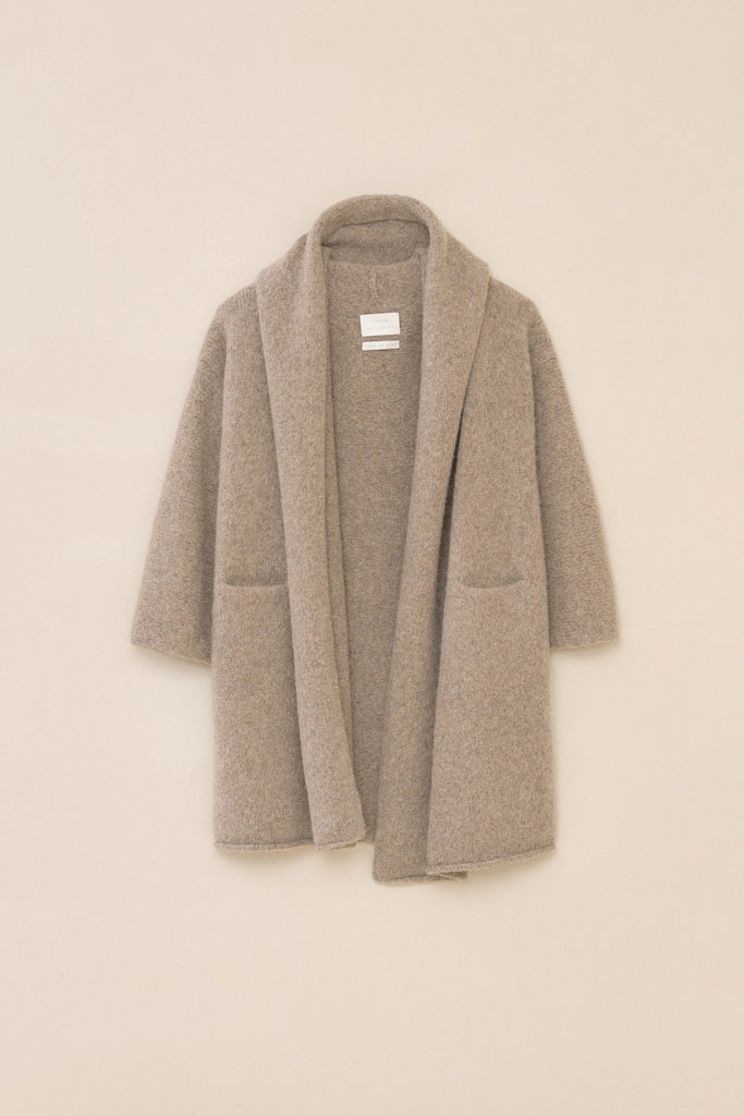 CAPOTE COAT - hover image