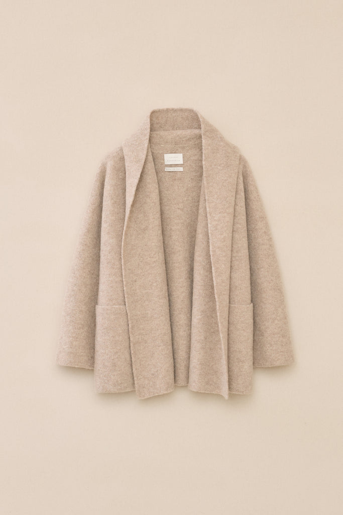DOUBLE FACE COAT - hover image