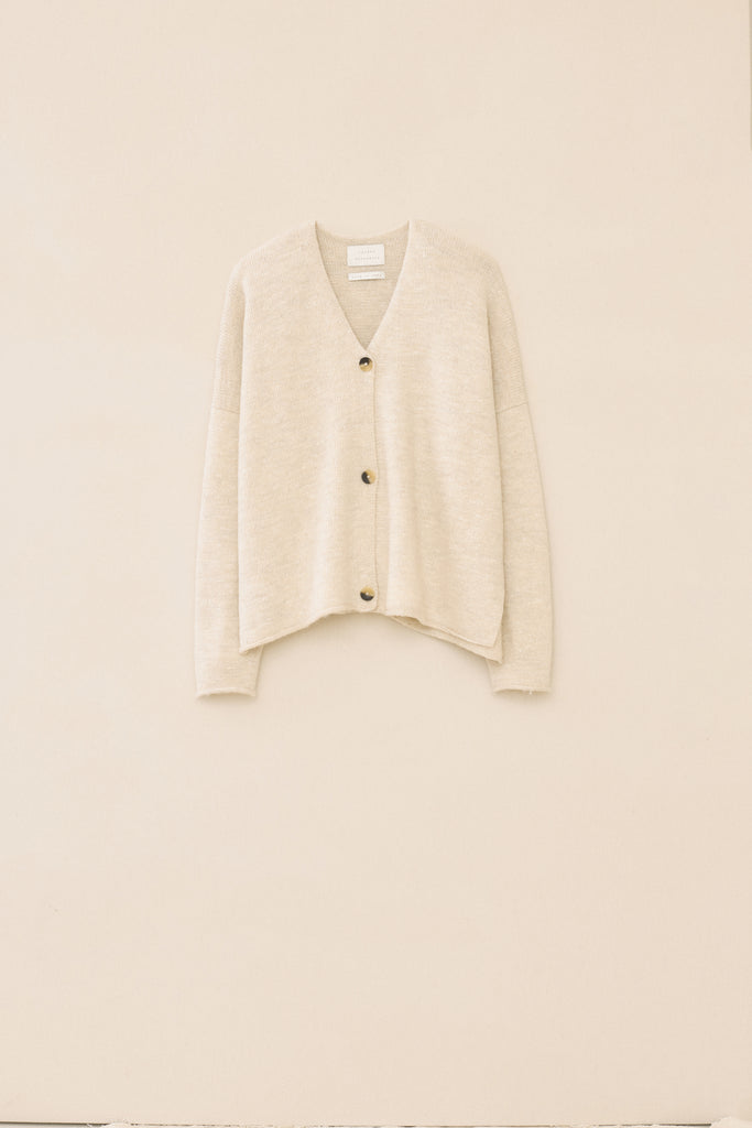 VENT CARDIGAN - hover image