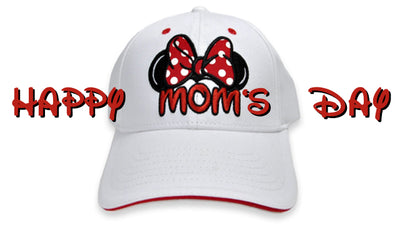 Last Minute Mother's Day Gifts - Mom Disney Hats!