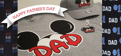 Father's Day Gifts for Disney Fans
