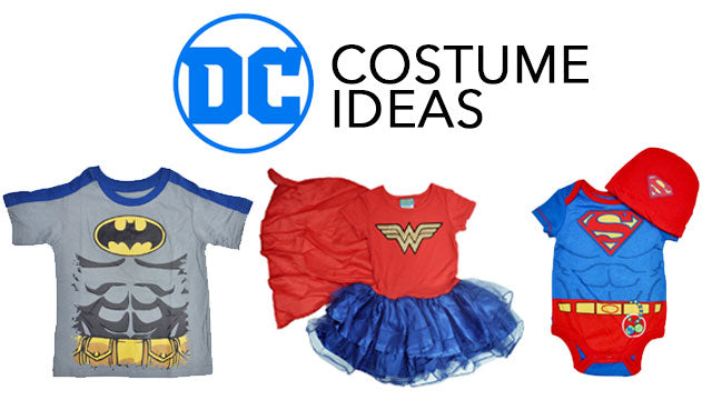 Easy and Inexpensive DIY DC Comics Costumes