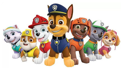 Get to Know the Characters From Paw Patrol