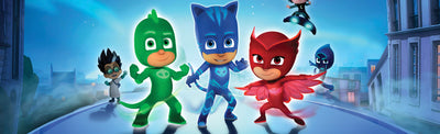 Get to know the heroes and villains from PJ Masks