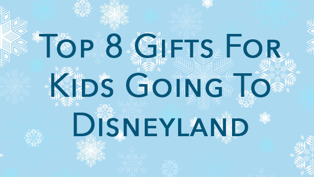 Top 8 Gift Ideas For Familes Going To Disneyland