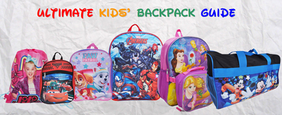 Ultimate Kids' Backpack Shopping Guide