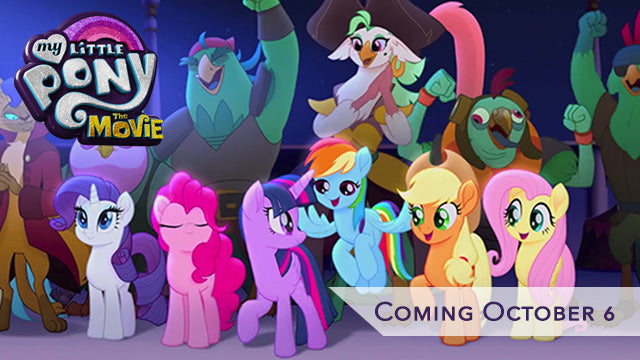 My Little Pony Movie Coming Soon