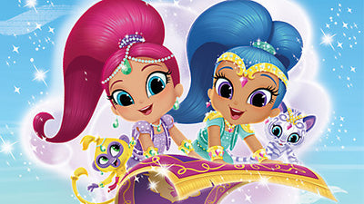 Get To Know All The Characters from Shimmer and Shine