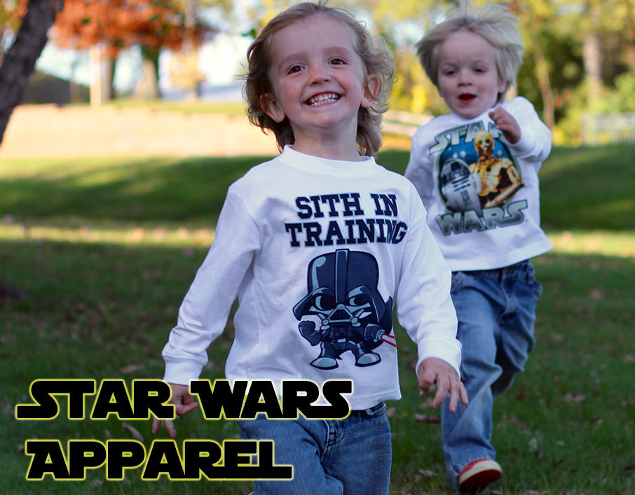 Star Wars Apparel