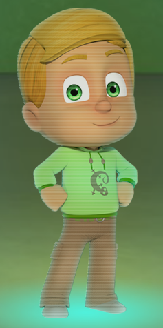 Greg from PJ Masks