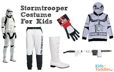 Stormtrooper Costume for Kids