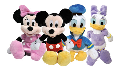Mickey and Friends Plush dolls