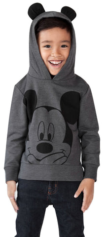 Toddler Boys Mickey Pullover