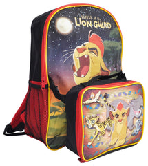Lion Guard Backpack with detachable lunchbag