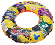 Kids Mickey Mouse & Friends Inflatable Swim Ring & Pool Beach Ball 2-PACK