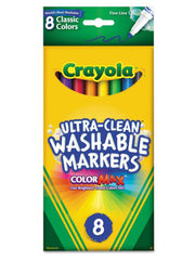 Kids ColorMax Washable Classic Markers 16 Count