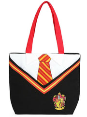 Harry Potter TriWizard Tournament Beach Towel 58x28 w/ Small Uniform Tote Bag