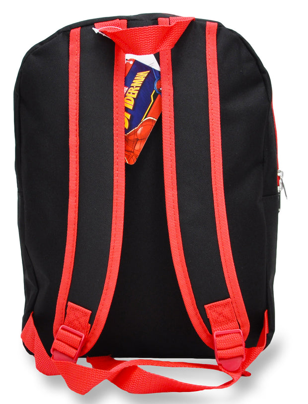 "Boys Spider-Man Team-Up Backpack 15"" & Pencil Case 2Pcs"