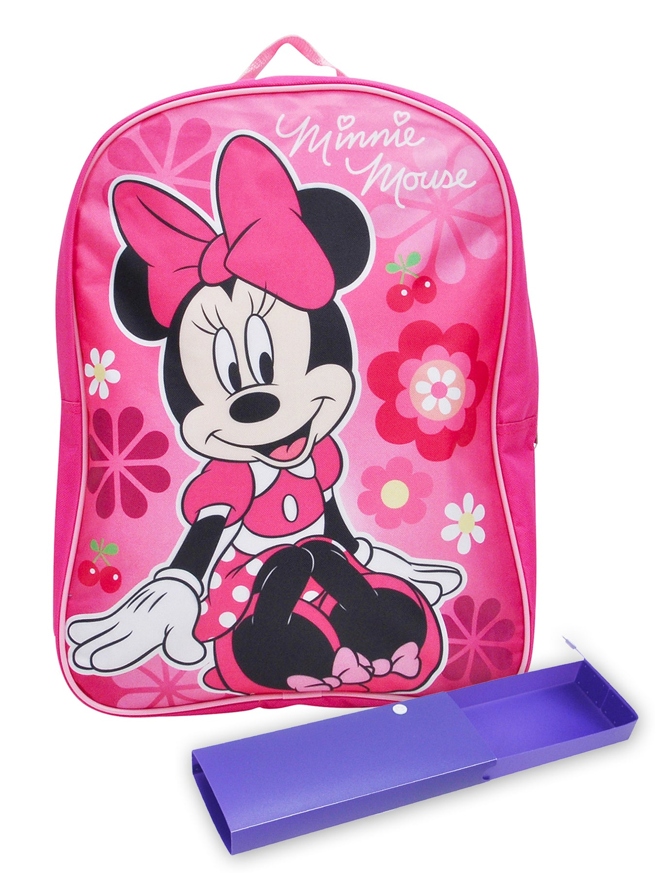 c3f6357535 Girls Minnie Mouse Backpack 15