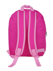 "Girls Jojo Siwa Backpack 15"" Bling it out Pink"
