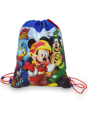 "Boys Mickey Mouse & Pals Fleece Throw Blanket 45""x60"" & Sling Bag 2Pcs"