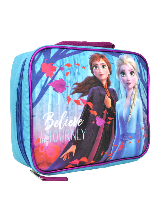 "Disney Frozen II Insulated Lunch Bag & Small 12"" Backpack 2-Piece Set"
