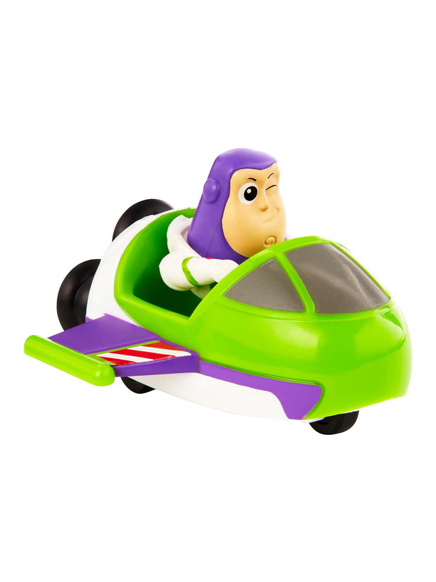 Disney Pixar Toy Story Mini Buzz Lightyear  Woody Car Set