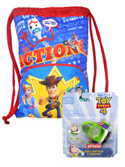 Disney Pixar Toy Story Mini Buzz Lightyear Spaceship and Sling Bag Set