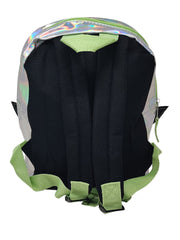 "Stars Wars Boys Baby Yoda Mini Backpack 10"" The Mandalorian Shiny Green"