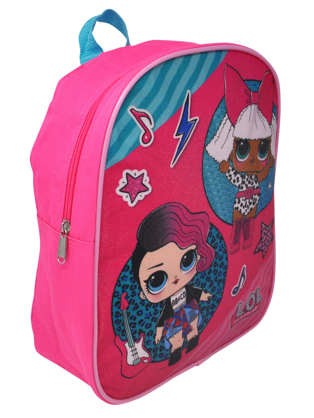 "LOL Surprise! Music Icon 12"" Backpack & Sliding Pencil Case 2-Piece Set"