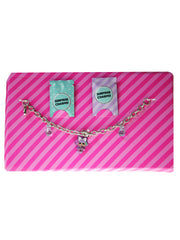 LOL Surprise Girls Pranksta OMG Charm Bracelets 2 Pack Set