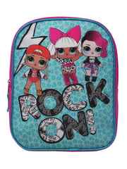 "L.O.L. Surprise! Girls Mini 11"" Backpack & Tin Pencil Case 2-Piece Set"